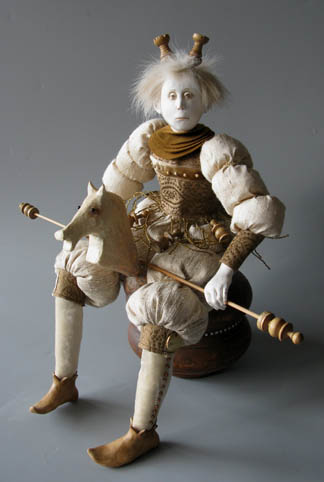 White Chess Prince